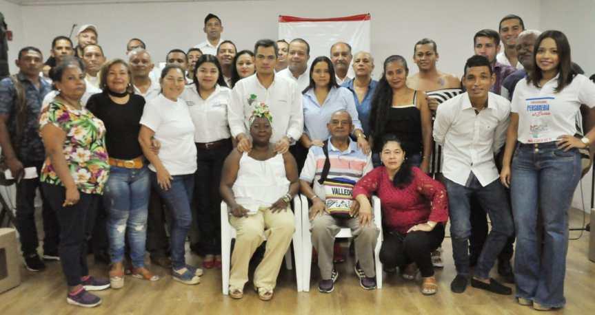 Personero instaló elecciones y conformación de Mesa Municipal deVíctimas