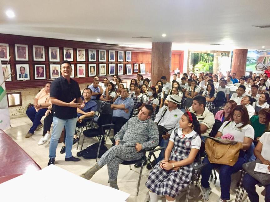 """""""Soy-Somos territorio de paz"""", lema de la Semana por laPaz"""
