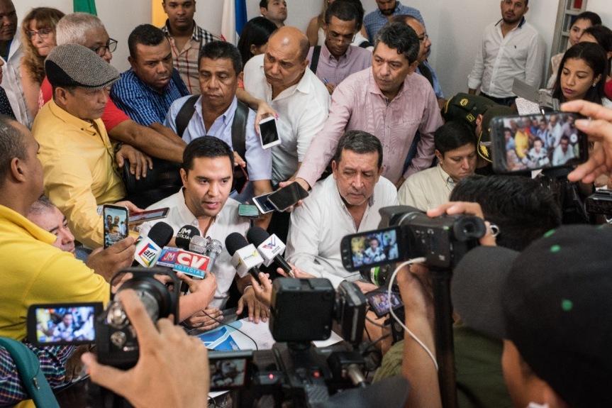 Alcalde Mello Castro levanta restricción de miércoles sinmoto