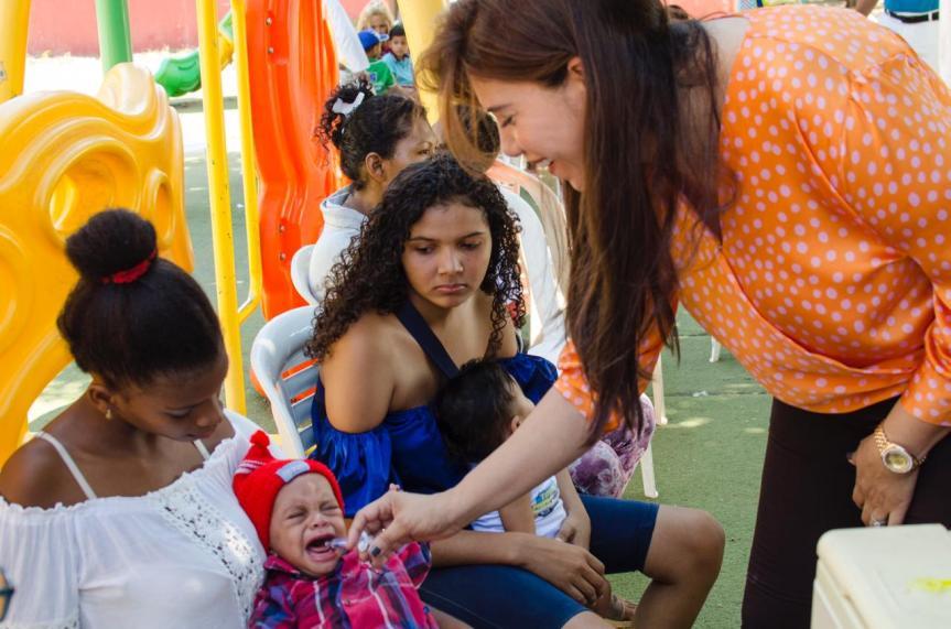 Con éxito inició la Feria de Vacunación liderada por la Alcaldía deValledupar