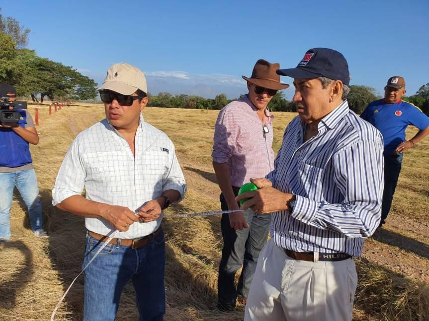 Inspección técnica al proyecto Autopista Valledupar – La Paz iniciado hace 30años