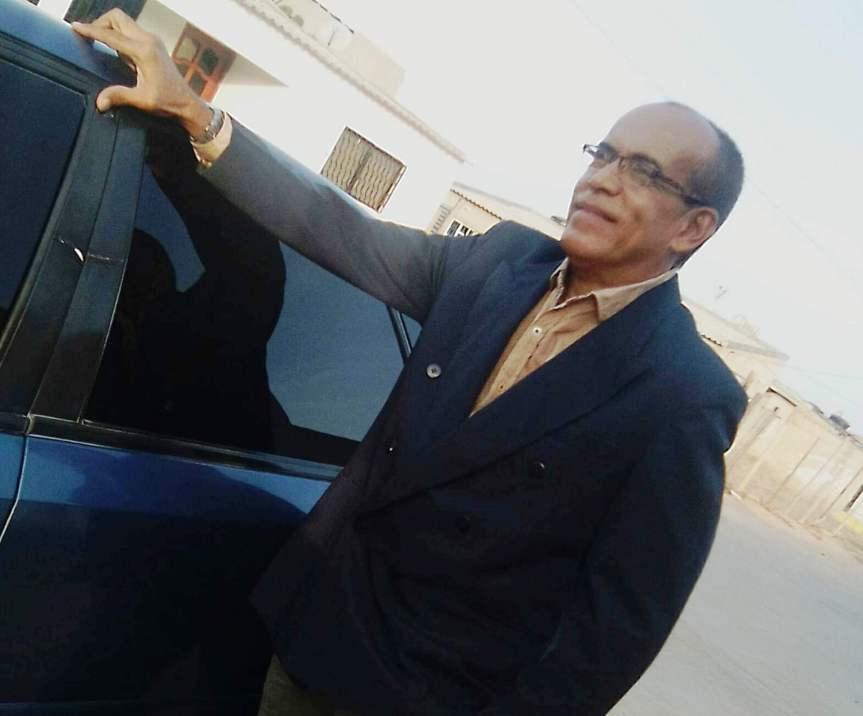 Amilkar Calderón Cujia, compositor de la canción 'Volví a llorar'