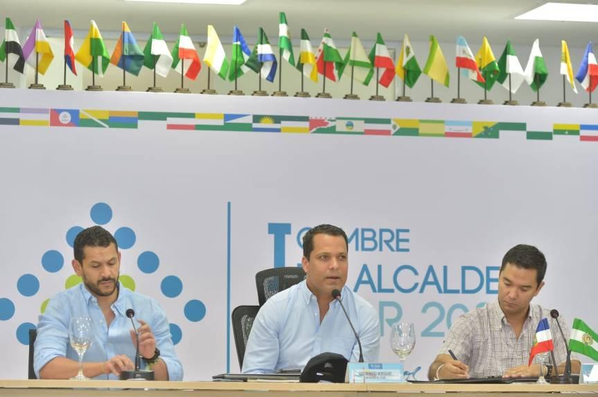 En Cumbre de Alcaldes: destinan histórica inversión para seguridad en elCesar