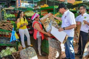 Visita al mercado público