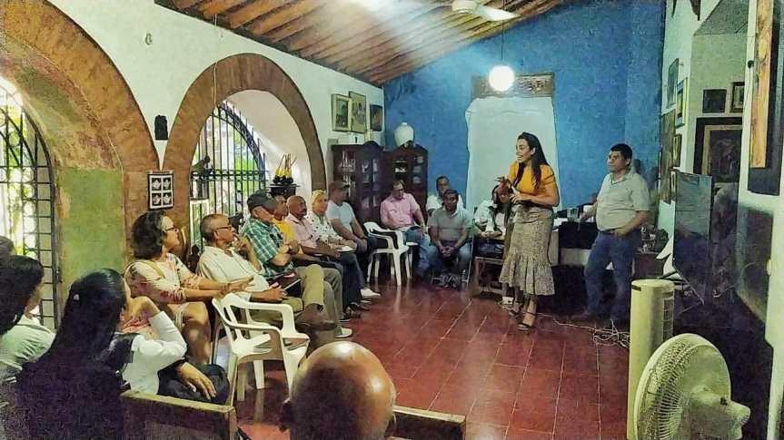 Siva escuchó propuesta de Fundación Aviva sobre manejo ambiental del centrohistórico