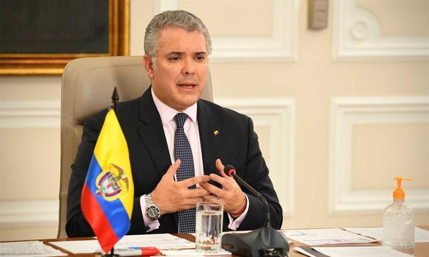 Presidente Duque anuncia prórroga de cuarentena hasta el 27 deabril