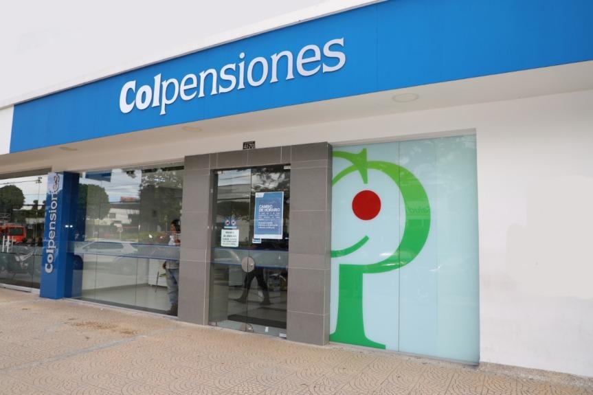 Colpensiones estableció nuevos horarios de servicio en abril a raíz de la emergenciasanitaria