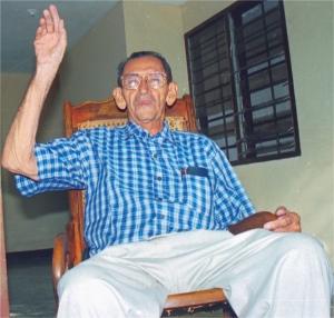 Luis Manuel Hinojosa Sierra, el dueño del camión que se llevó a la joven Carmen Ramona Bracho - Foto Santander Castro