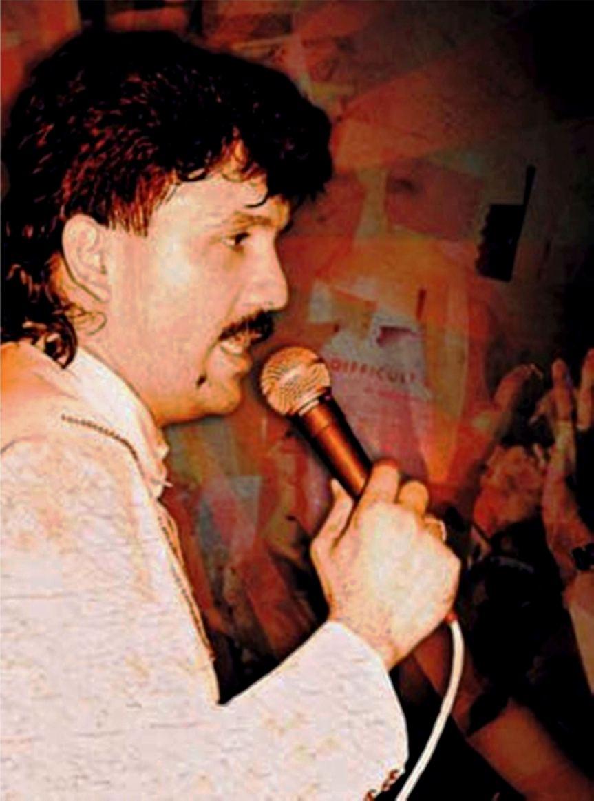 Cantando se despidió Rafael Orozco de su puebloBecerril