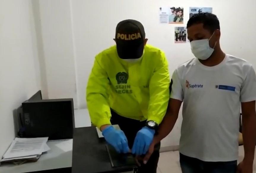 Policía capturó a hombre señalado de asesinar a joven por robarle elcelular