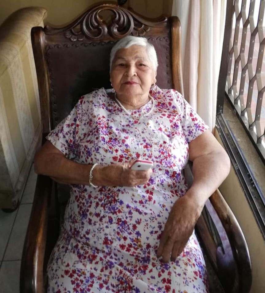 Rosalbina, la mujer que amó a Luis Enrique Martínez hasta el final de susdías