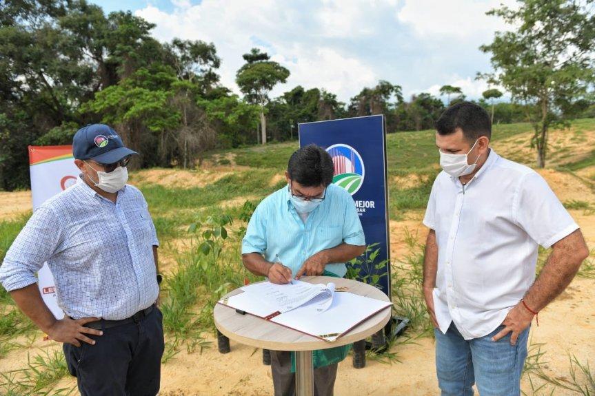 Pacto por la Conservación de los Ecosistemas delCesar
