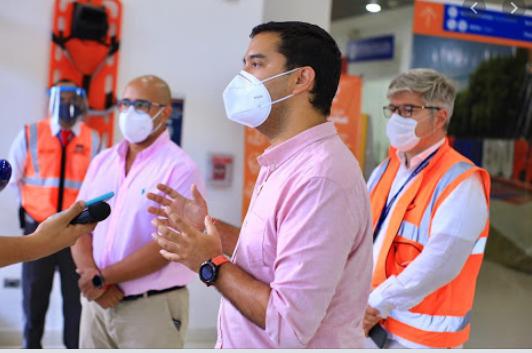 Desde el 2 de octubre, aeropuerto Alfonso López Pumarejo reactiva vuelos haciaBogotá