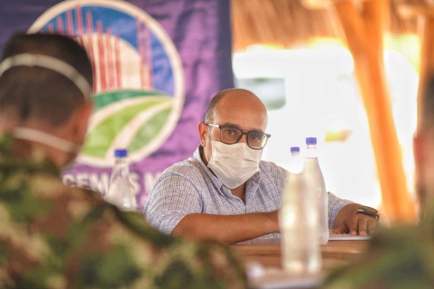 Tras acciones terroristas en Curumaní y Pailitas gobierno departamental realizará consejo deseguridad