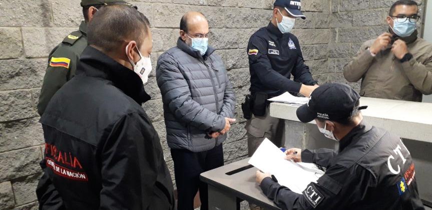 'Jorge 40' deportado a Colombia tras 12 años en prisión enEEUU