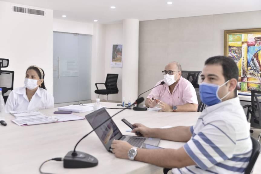 Gobierno del Cesar gira recursos por más de $3280 millones al Hospital Rosario Pumarejo deLópez