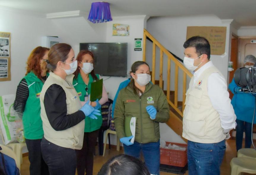 En Chimichagua una mujer aseguró ser la madre de 172 niños para recibir raciones dealimentos