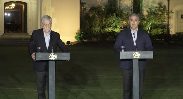 Trabajaremos con el Presidente Biden para seguir fortaleciendo relación entre Colombia y Estados Unidos:Duque