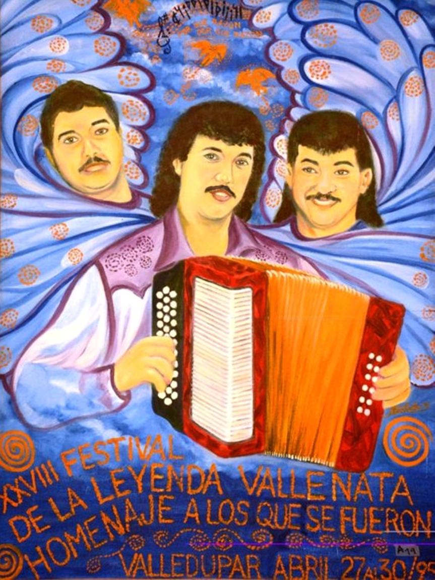 Juancho, 'Maño' y Eudes, tres héroes del folclor que tomaron un vuelo dedolor