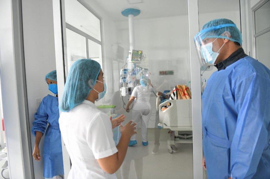 Recursos por $18.638 millones para el pago de obligaciones al talento humano de 17 hospitales delCesar