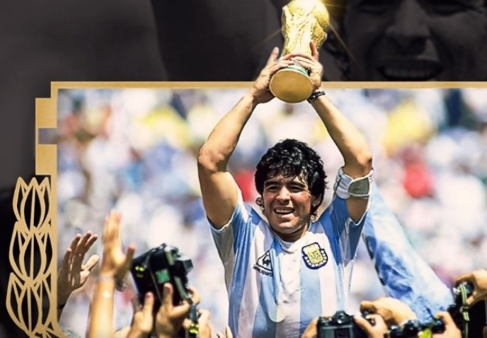 ¡Grande, Diego!