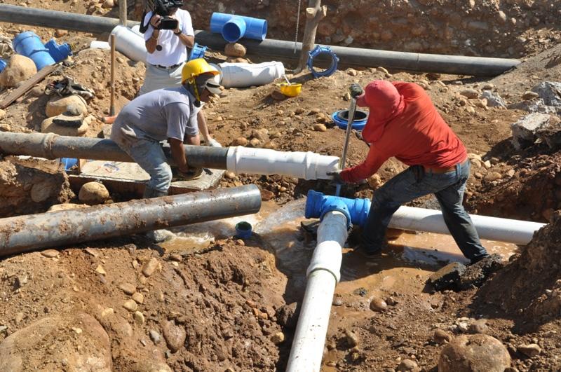 Habrá suspensión del servicio de agua en comunas 3 y4