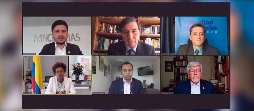 Colombia impulsará en 2021 diplomacia científica, anunciaMinCiencias