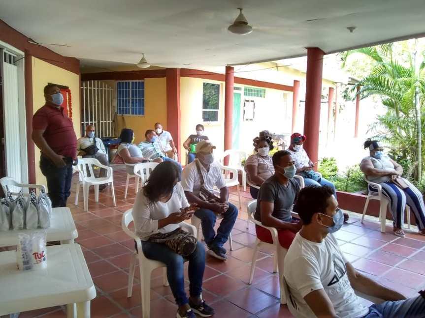 Comienza proceso para reclamar territorio ancestral de comunidad afrodescendiente en La Jagua deIbirico