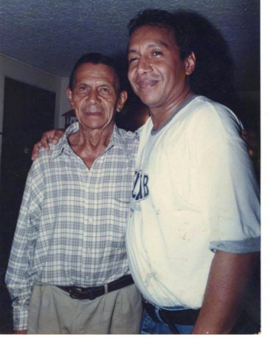 Cuando Diomedes Díaz le rindió un homenaje musical al viejo RafaelMaría