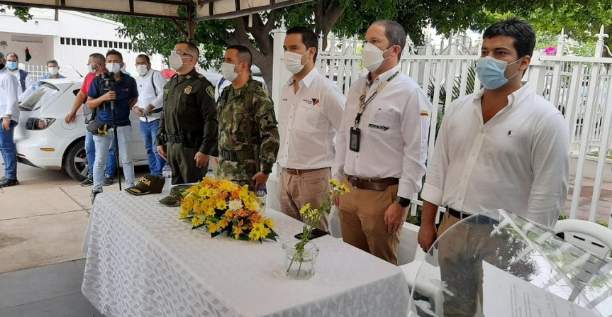 Migración Colombia en el Cesar inaugura modernasede
