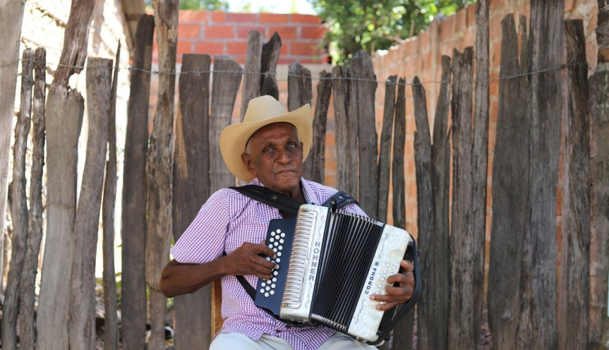 88 años del negro Durán, al que llamanNaferito
