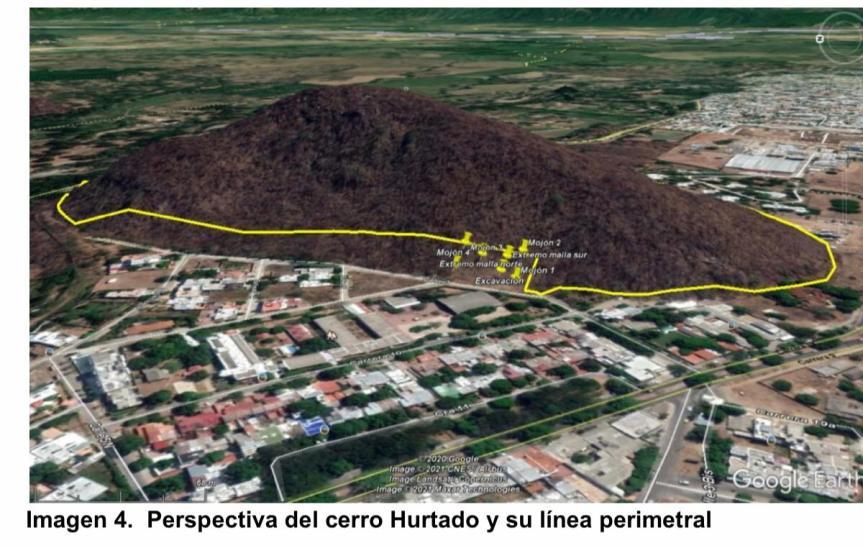 Corpocesar se pronuncia en torno a la construcción en el cerroHurtado