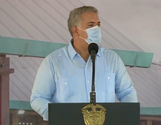 Con puesta en marcha de nuevo colegio en Aguachica, seguimos eliminando 'elefantes blancos' en este Gobierno:Duque