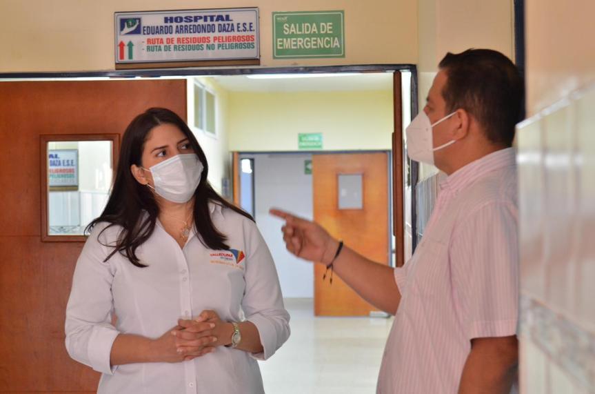 Valledupar se prepara para iniciar la vacunación contraCovid-19