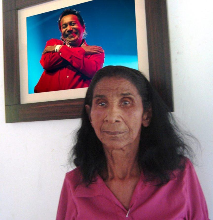 Graciela 'Gache' Maestre, la más grande defensora de DiomedesDíaz
