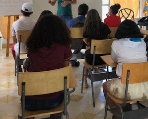 A través de 'Obras por Impuestos', más de 6.000 estudiantes del Cesar reciben dotación de mobiliarioescolar