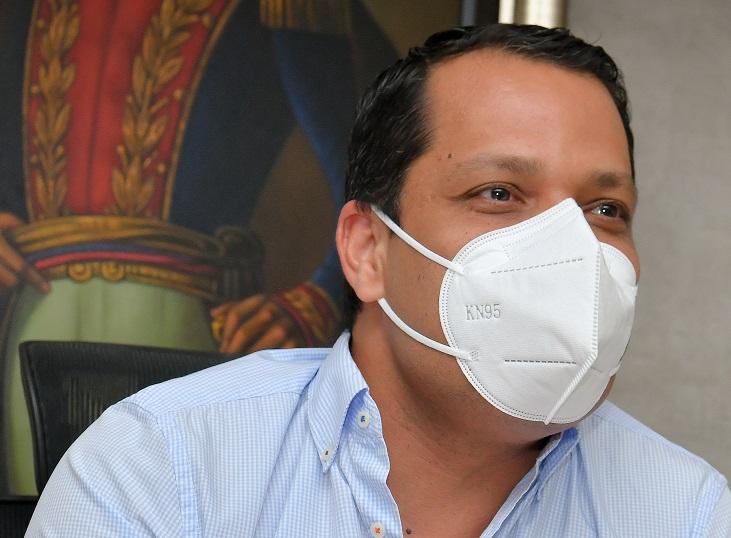 Ante Minagricultura, Invías y Unal, Gobernador Monsalvo impulsó proyectos de inversión para elCesar
