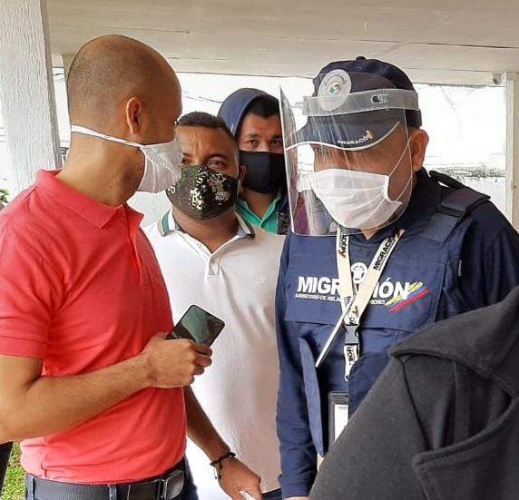 Migración Colombia establece horarios de entrada y salida, y pico y cédula para ingreso en frontera conVenezuela