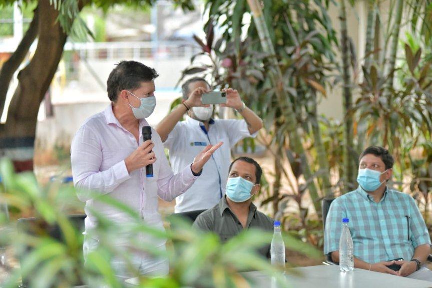 Desde Valledupar, Ministro Wilson Ruiz oficializó la aprobación de la Ley de las Comisarías deFamilia