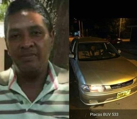 Desaparecido en LaGuajira