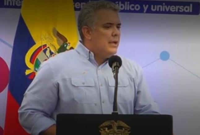 Colombia necesita más vacunación y nos vamos a vacunar todos:Duque
