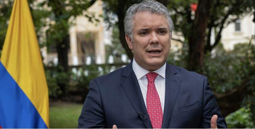 'Nadie puede recomendarle a un país ser tolerante con actos de criminalidad': PresidenteDuque