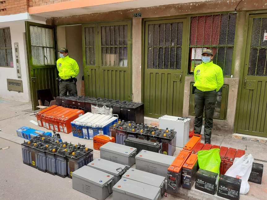 Clientes Movistar afectados por hurto de cables en elCesar
