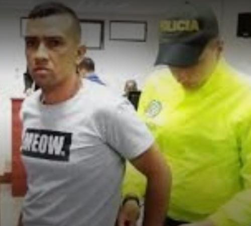 """Capturan a condenado por el asesinato del pediatra """"Tico""""Aroca"""