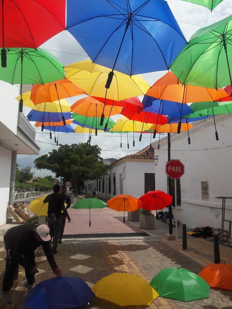 Con la Feria de Emprendimiento la alcaldía de Valledupar continua apostandole a lareactivación