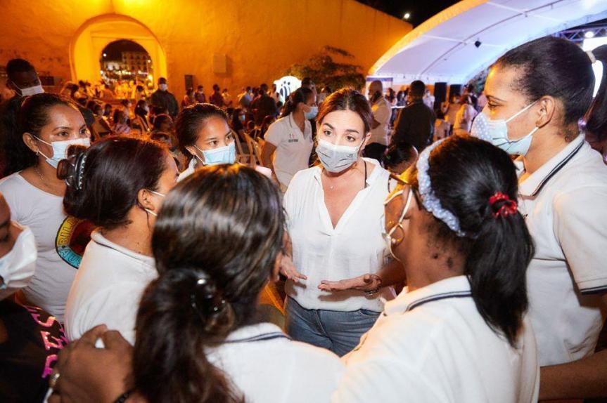 """""""La violencia sexual contra la niñez es un fenómeno que tenemos que combatir todos los colombianos"""": Directora delICBF"""