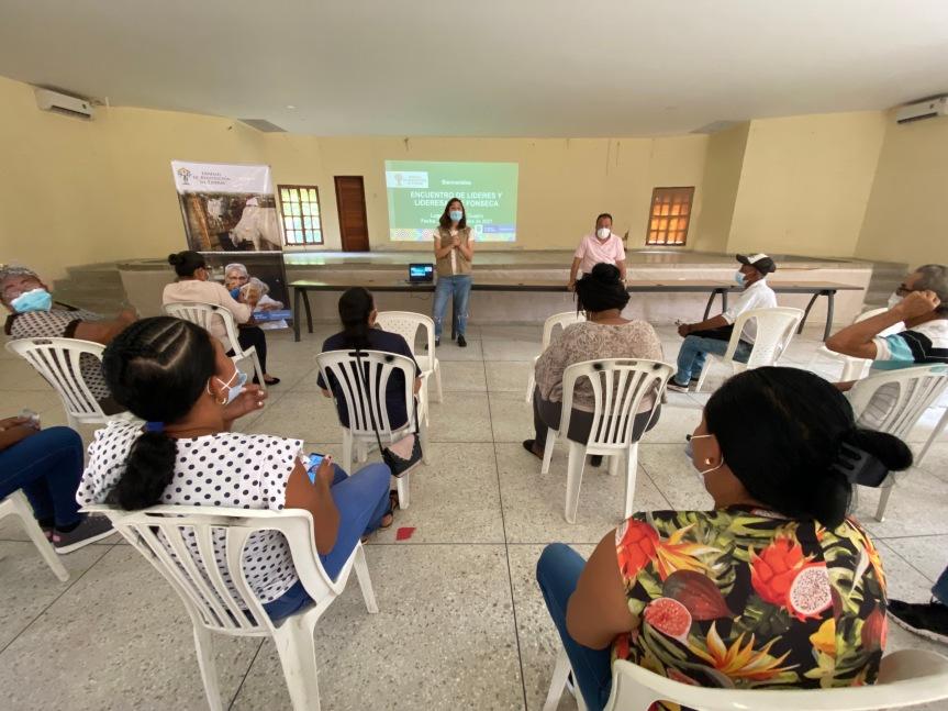 En La Guajira, beneficiarios participaron en jornada de socialización de la política de restitución detierras