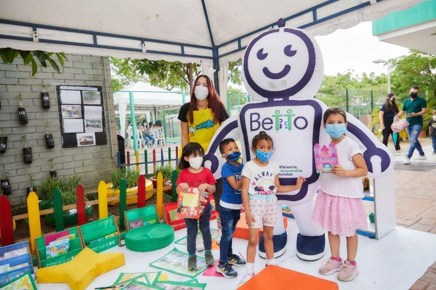 Por primera vez más de 217.000 niños habitantes de zonas rurales reciben atención deICBF